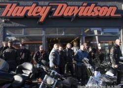 2007 Harley hjólakynning